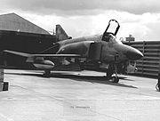 12th TRS RF-4C 65-0893 TSN SVN 1968