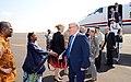 131128 Timmermans en Hennis bij aankomst in Bamako Mali 4564 (12771442613).jpg