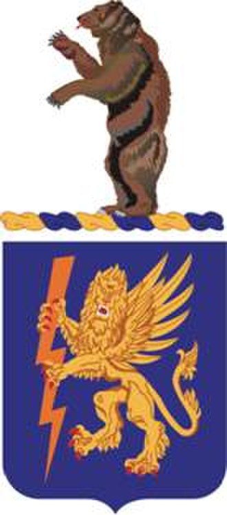 135th Aviation Regiment (United States) - 2d Battalion, 135th Aviation Regiment Insignia