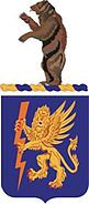 135th Aviation Regiment coat of arms