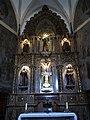 136 Iglesia de los Padres Franciscanos, o de San Antonio de Padua (Avilés), altar major.jpg