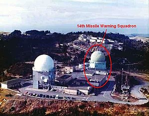 14th Test Squadron - Mill Valley Air Force Station radar facility, 1975