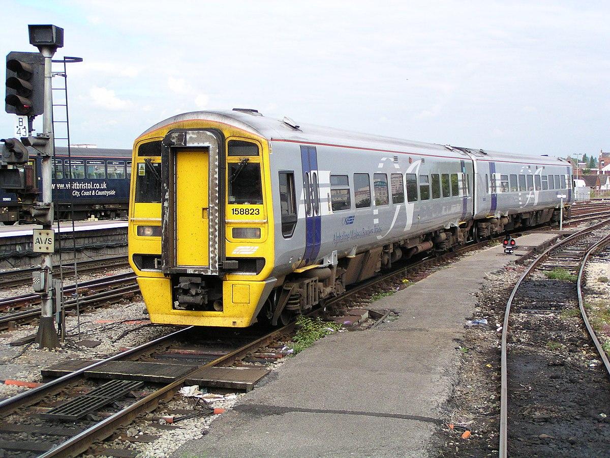 Severn Beach Train Timetable