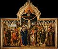 15th-century unknown painters - The Crucifixion of the Parlement of Paris - WGA23672.jpg
