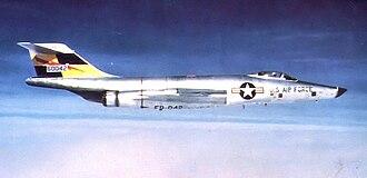 15th Attack Squadron - RF-101 Voodoo 56-0042, Kadena AB, Okinawa, 1960