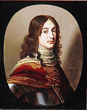 Maurice of the Palatinate - Prince Maurice von Simmern by unknown painter.