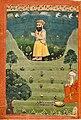 1733 CE Janamsakhi British Library MS Panj B 40, Guru Nanak hagiography 3, Bhai Sangu Mal.jpg
