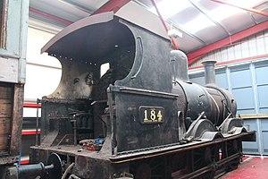 GS&WR Class 101 - 184, Whitehead