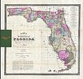 1884 Drew Pocket Map of Florida - Geographicus - Florida-drew-1884.jpg