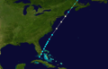 1888 Atlantic hurricane 6 track.png