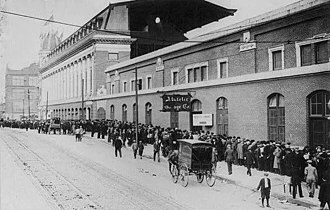 1911 World Series - Image: 1911Series Shibe On Lehigh 2