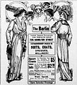 1913 - The Berlin Newspaper Ad Allentown PA.jpg