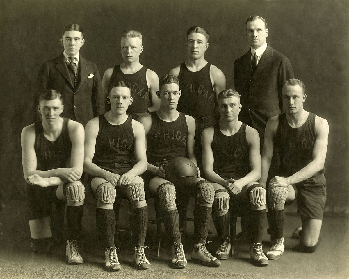 1918–19 Michigan Wolverines men's basketball team - Wikipedia
