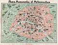 1932 Robelin Map of Paris, France w-Monuments - Geographicus - ParisMonumental-robelin-1932.jpg