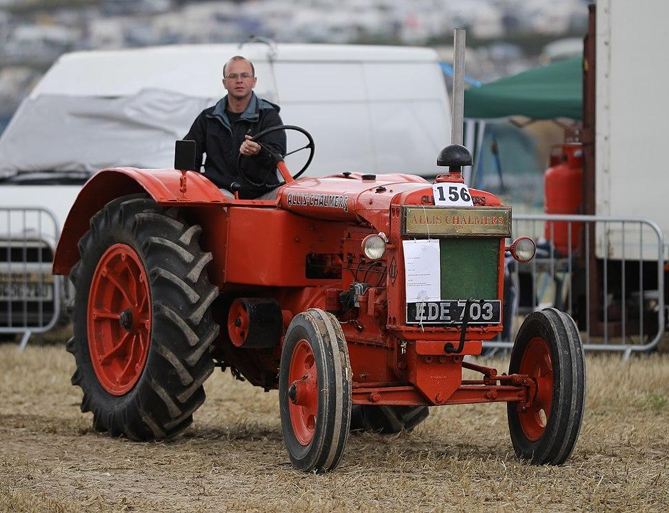 List of Allis-Chalmers tractors - Howling Pixel