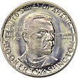 1948 Booker T. Washington half dollar obverse.jpg