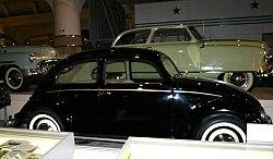 1949 Volkswagen Sedan