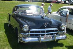 Cadillac Series 61 Club Coupé (1949)