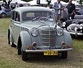 1951 Moskvitch 400-420, front view - Greenwich 2018.jpg
