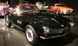 1958 BMW Model 507 Roadster