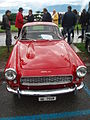 1959 Triumph Italia 2000 in Morges 2013 - Front (above).jpg