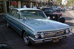 Buick Electra 225 Limousine (1962)