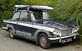 1965 Triumph Vitesse at Malpas (Taken by Flickr user 15th August 2013).jpg