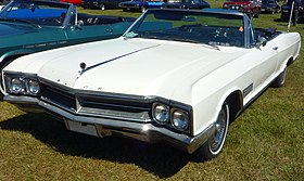 Buick Wildcat - The complete information and online sale