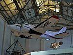 1967 Beechcraft Queenair B80 air ambulance (6794438580).jpg