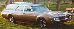 Oldsmobile Vista Cruiser (1969)
