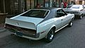 1970 AMC Javelin SST white full black top Kenosha rr.jpg