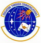 1973 Communications Sq emblem.png