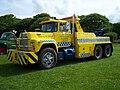 1977 MACK R686RSX (VRA 284S) recovery truck, 2012 HCVS Tyne-Tees Run (2).jpg