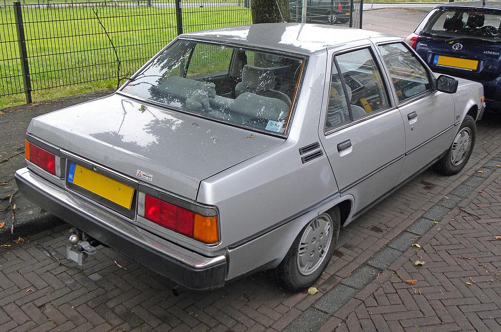 File 1983 Mitsubishi Tredia 1600 Gls Jpg Wikimedia Commons