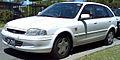 1999-2001 Ford Laser (KN) GLXi hatchback 01.jpg