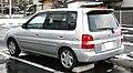 1999-2001 Mazda Demio rear.jpg