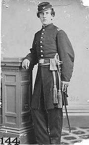 1st Lt. Stephen P. Corliss Company D 4th Heavy Artillery Civil War.jpg