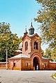2-й пров. Вишневського, 16 (Вінниця). Дзвіниця церкви-усипальні P1270285.jpg