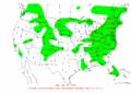 2002-09-28 24-hr Precipitation Map NOAA.png