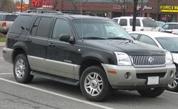 Mercury Mountaineer (2001–2005)