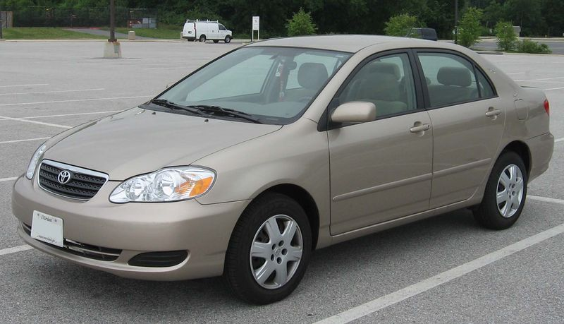 Toyota Corolla - Fuel Efficient Used Cars