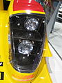 2005 Porsche 9R6 RS Spyder headlight (NAIAS 2007).jpg