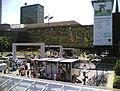 2006-06-10 Dortmund Fussball-WM Stadion am Bahnhof.jpg