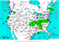 2007-04-14 Surface Weather Map NOAA.png