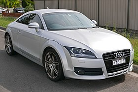 Audi tt roadster 2009 for sale