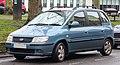 2007 Hyundai Matrix GSi 1.6 Front.jpg