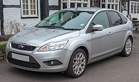 Ford Focus (second generation, Europe) - Wikipedia