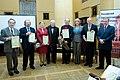 2008 Likhachev Foundation Prize ceremony - Laureats.jpg