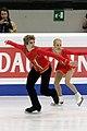 2010 World Figure Skating Championships Pairs - Stacey KEMP - David KING - 7056A.jpg
