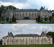 2011 Chateau de Malmaison recto-verso